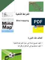 الخرائط الذهنية والتعلم
