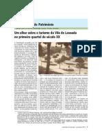 Um olhar sobre o turismo da Vila de Lousada no primeiro quartel do século XX.