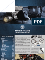 2010 S&W LawEnforcement Catalog