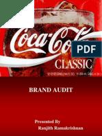 Brand Audit Coke