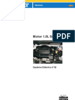 058-Motor 1,0 L Simos