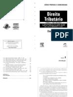 Claudio Borba - Direito tributário - Teoria e 1000 Questões - Capítulos 1 e 2 (2007)