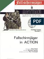 Fallschirmjager in Action