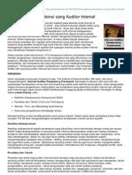 Auditorinternal.com-Menghitung Kompetensi Sang Auditor Internal