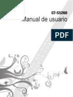 Samsung Star II s5260.Manual