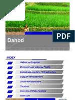 Dahod District Profile