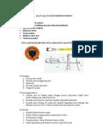 Alat-Alat Inventarisasi Hutan