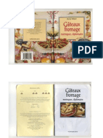Anne Wilson Gateaux Fromage
