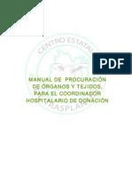 Manual Procuracion