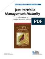 Ppm Maturity Summary