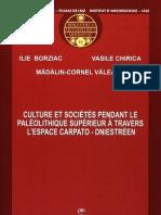 I. Borziac, V. Chirica, M. Valeanu, Culture et sociétés pendant le paléolithique supérieur à travers l'espace carpato – niestréen