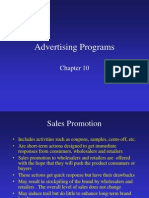 Advertising Lecture 10