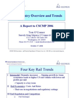 Rail Industry Overview and Trends condensed 10-17-2006
