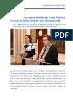 031111 Nota CULTURA_Todo Público