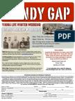 Windy Gap Flyer 2011
