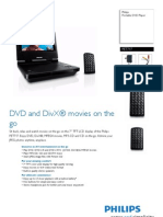 Philips Poratable TV
