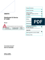 Siemens ET200M Systems Manual 0