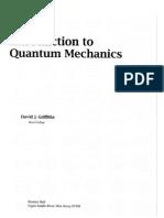 גריפית- מכניקה קוואנטית ספר לימוד