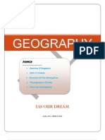 Geography(Part i)