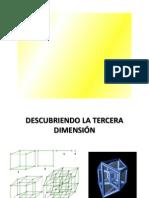 TECNOLOGÍA 3D - tavo