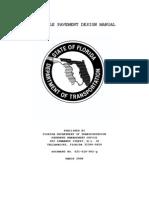Flexible Pavement Design Manual