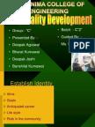 Personality Development (1) Modified