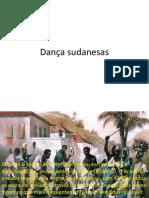 Dança sudanesas