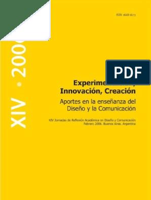 Palermo 2006 Percepción Diseño