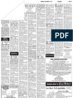 RS Classifieds 11-3-11