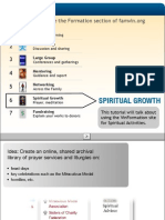 How to Use VinFormation - for Spiritual Direction