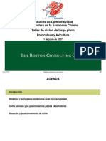 Antecedentes Diagnóstico Sector Porci-Avicultura