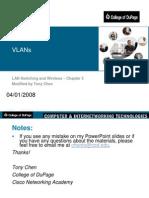 Exploration LAN Switching Chapter3-TonyChen-REV