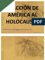 REACCIÓN DE AMÉRICA AL HOLOCAUSTO