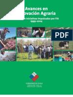 Avances en Innovacion Agraria Fia