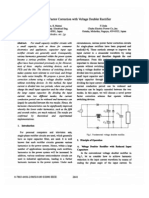 A Power Factor Correction With Voltage Doubler Rectifier