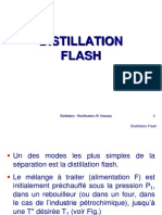 Cours Distillation Flash M1