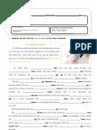 Teste de Inglês - Present Simple - ESL