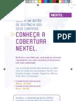 Cobertura Nextel