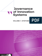 Governance of Innovation Systems
