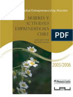 Informe Gem Mujer 2006
