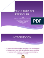 Pruericultura Del Prescolar