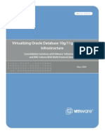 Vmw Oracle Virtualizing Oracle Db10g11g Vmware on Infrastructure