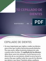 CEPILLADO DE DIENTES 2003