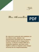 Reorganizacion Del Idioma