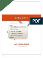 CHEMISTRY (Part i)