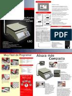 Manual Bascula LSQ-40