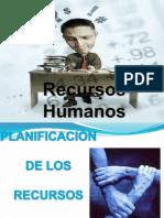 Planif. Recur.humanos