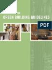 Green Building Remodeling