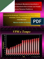 Comparação Entre Ventilação Mandatória Intermitente e Ventilação Mandatória Intermitente Sincronizada Com Pressão de Suporte Em Pacientes Pediátricos