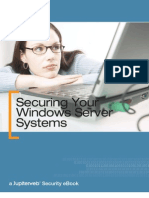 Securing Your Windows Server Systems